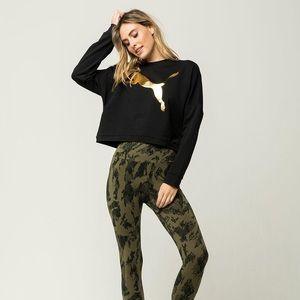 Puma Crop sweatshirt